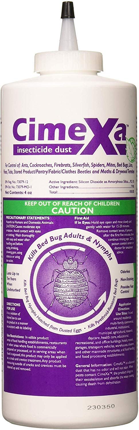 CimeXa Bed Bug Powder